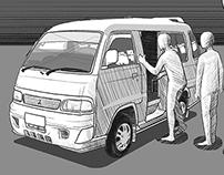 No Cars Go - 2014
