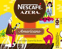 Nescafé Azera Competition 2018 – 2nd place!