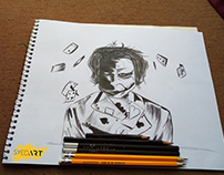 Why so Serious | By Syed Art