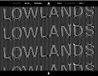 Lowlands 2017 website