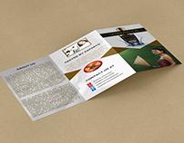 Tri-fold Brochuers