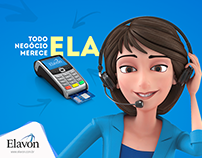 Elavon - Marketing & Comunicação Digital (Planejamento)