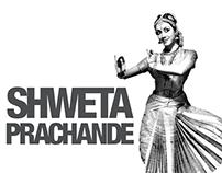 Brochure for a Bharatnatyam Dancer