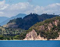 Landscape Indonesia Komodo