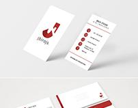J-Bureau - full brand identity