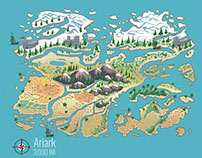 Map Of Ariark