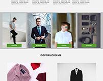 VEST - Web Design