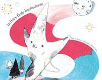La Petite Étoile froufroutante • Album jeunesse