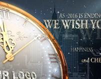 2017 New Year Countdown
