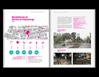 Diseño editorial // Autoridad del Espacio Público