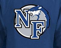 Nihilist Ferrets Hockey Logo Design