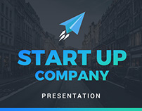 Start Up Company Powerpoint Template