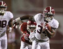 University of Alabama Football Ranked Number One