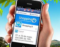 Campanha Shopping D 2013
