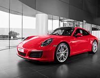 Porsche 911 Carrera S | Emailer