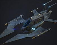 Sci Fi Aircraft