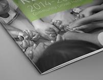 CRP - Annual Report 2014 / 2015