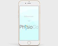 PhysioGo - App Prototype