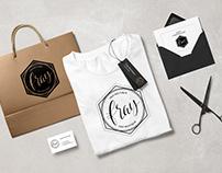 Logo Design: Fray Boutique