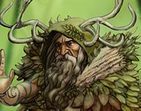 Druide guérisseur - Core of Legends