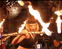 MUSIC VIDEO: Arsonist With Humor | The Ghost Ballerinas