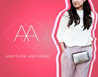 Annythink Annywear Wed Design For Blogging