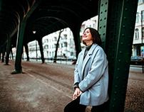With Julia in Berlin