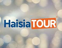 Haisia Tours Logo & Corporate Identity Design