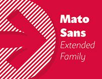 Mato Sans Extended Family
