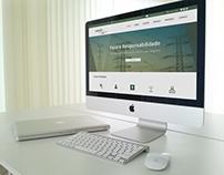 Site da empresa Missão Serviços Técnicos