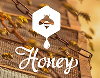 Honey Brand & Packaging