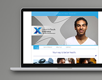 HealthTech Express Website