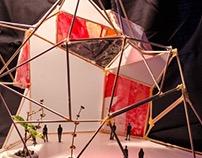 Moulin Rouge air-garden (concept prototype)