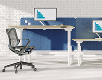 Office Catalog Visualizations (CGI)