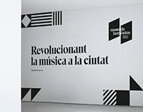 CASA DE LA MÚSICA DE TERRASSA