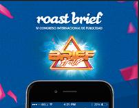Congreso Roast brief app