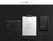 MOTIS architecture logo design