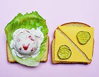 """Eat Your Veggies"" food puns"