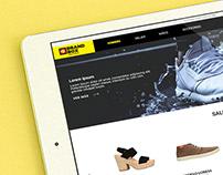 Brandbox - Sitio web