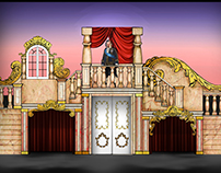 The Marriage of Figaro - Scenic Design