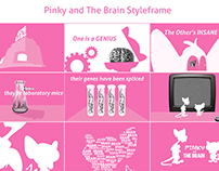 (VIDEO) Pinky and The Brain Opening Project