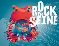Summer Festivals - Rock en Seine 1