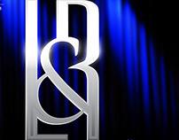 Leon & Romy: America's Rock Illusionists Logo Design