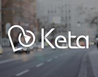Keta // UX, App Design // Video Dating (2014)