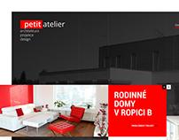 Petit Atelier - Redesign Concept