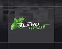 ArtFactor: Technoflot Company Corporate Website