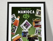 Manioca - Social Media