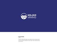 Majan Mining Branding Project