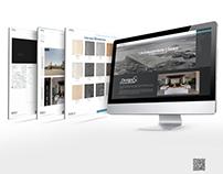Italica Floor Tiles Website Design