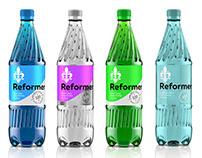 Water Bottle Mockup / 4 files